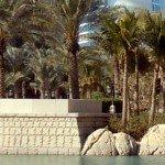 Dubai is een mooie stad, de luxe vliegt je om de oren