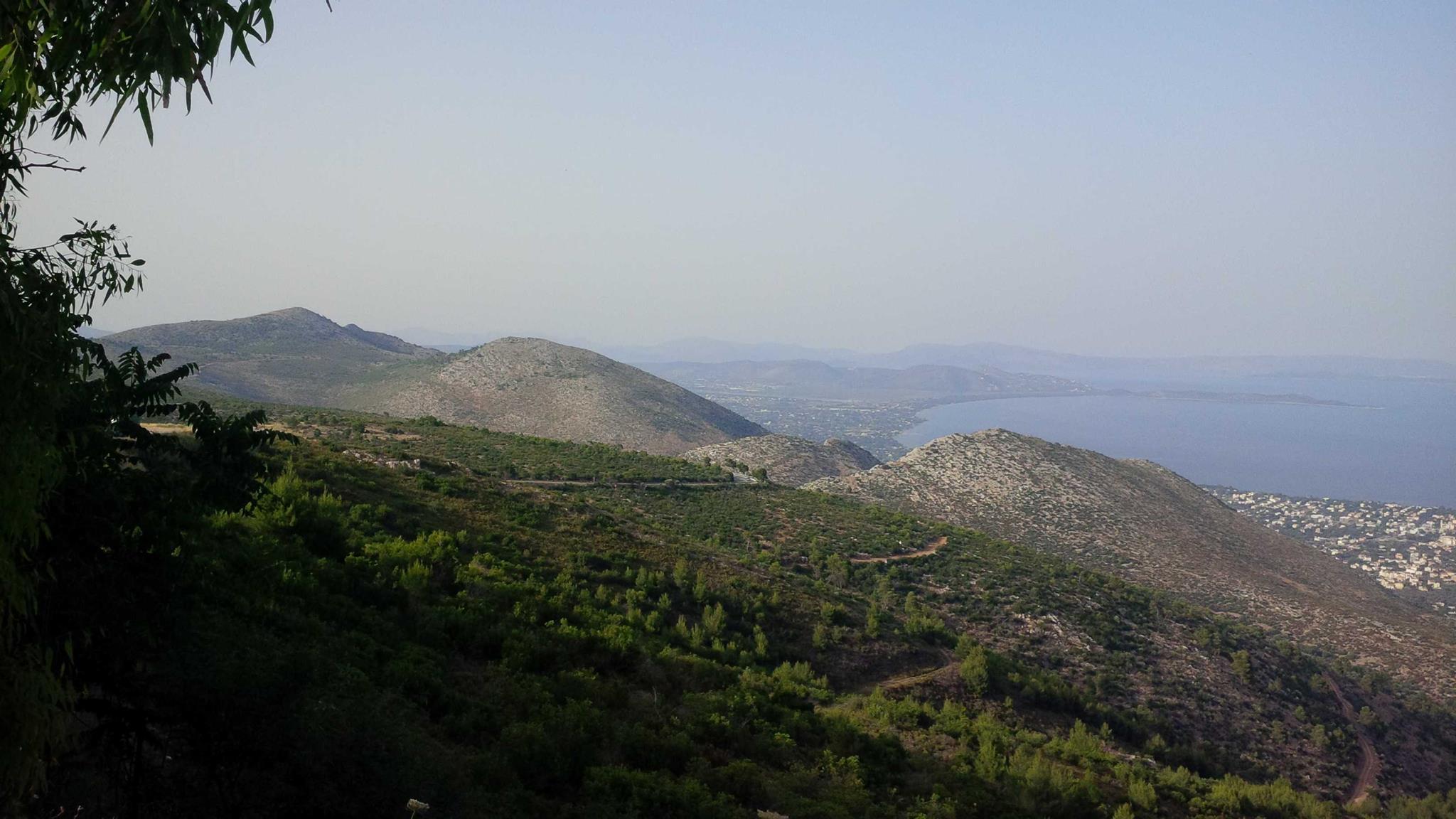 Griekenland bergen
