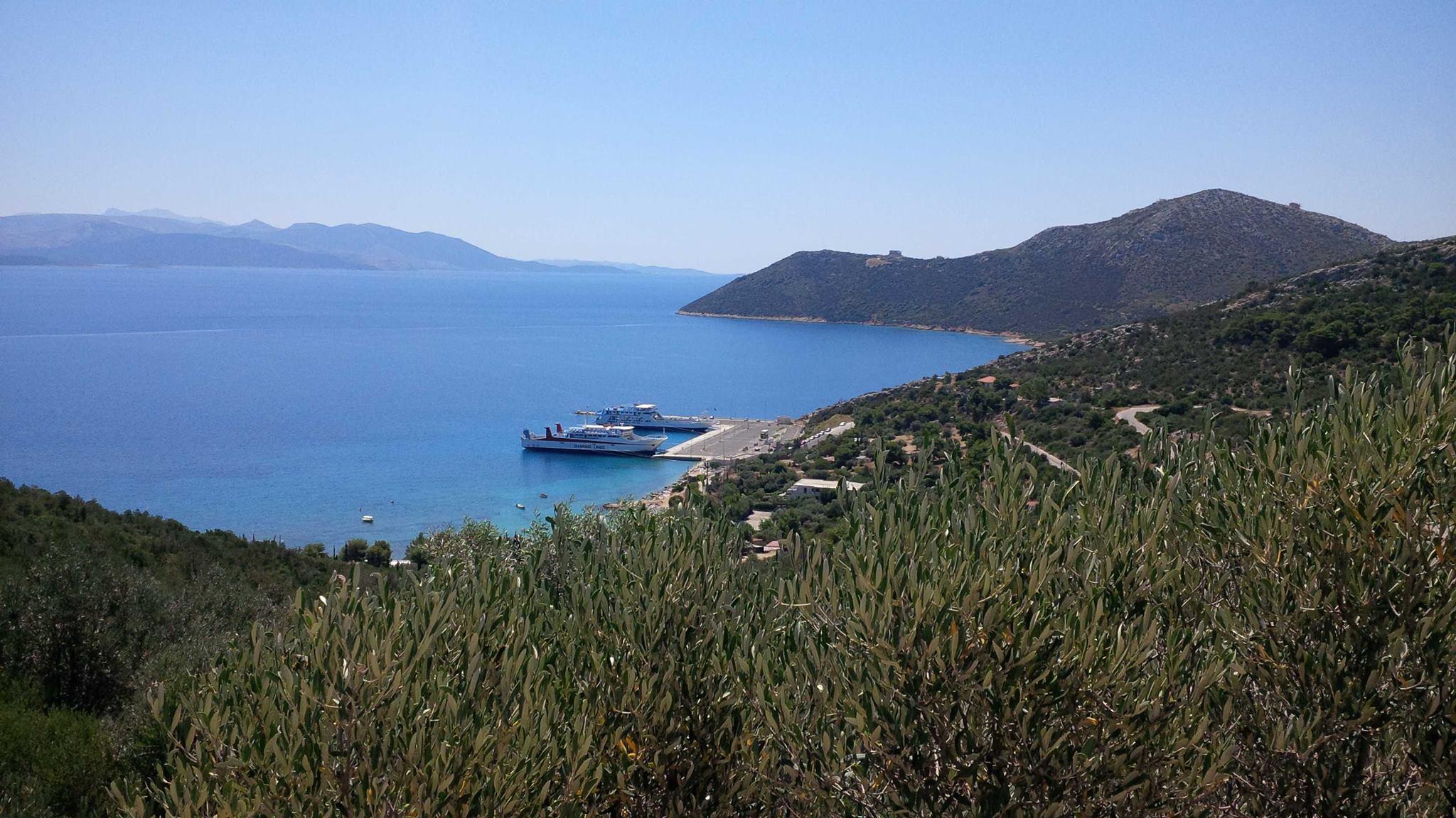 griekenland reisplanner